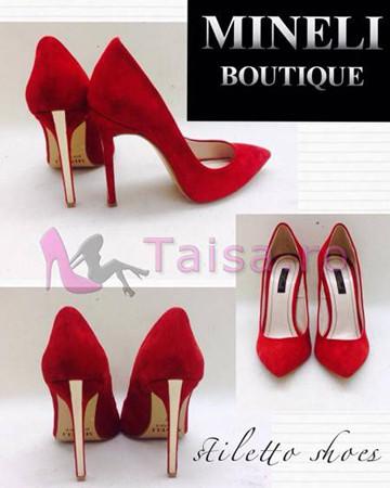 Pantofi Lucy Slim