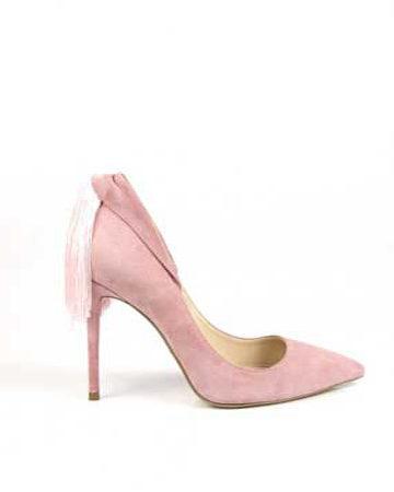 Incaltaminte, pantori roz margot soft pink (mineli - ionut glavan)