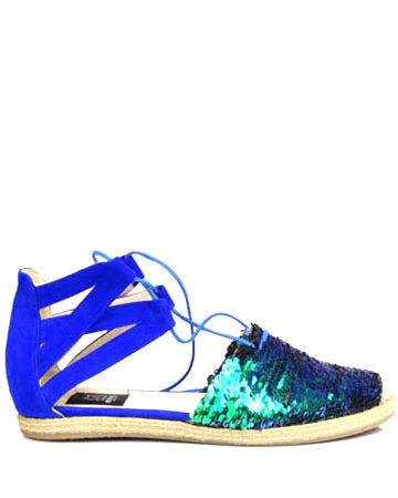 Incaltaminte, sandale espadrile Esmeralda (mineli - ionut glavan)