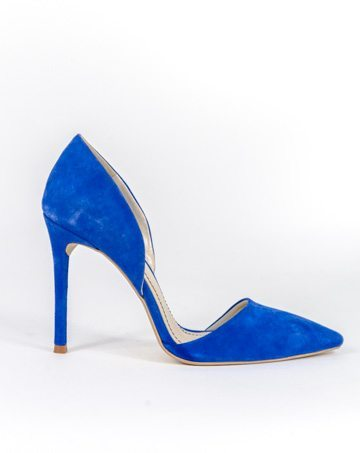 Pantofi de damă Mineli Vogue Blue 1