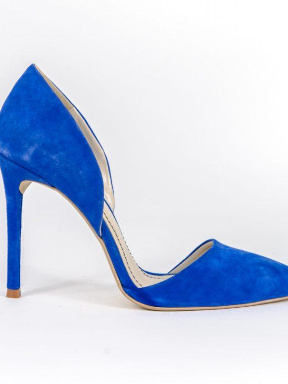 Pantofi de damă Mineli Vogue Blue