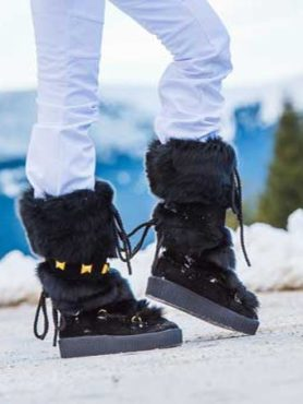 Cizme apres ski Mineli Aurora