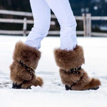 Cizme apres ski Mineli North Pole