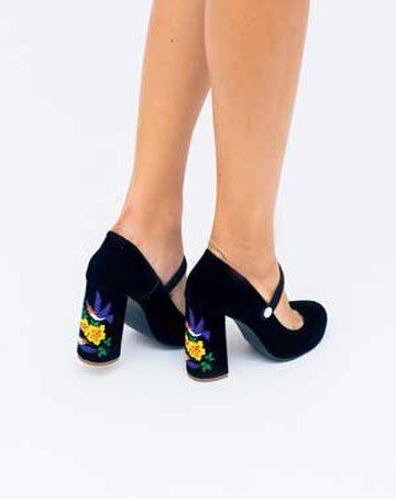 Pantofi de dama Mineli Firenze 1