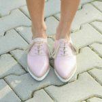 Pantofi de damă MNL Aqua Soft Pink
