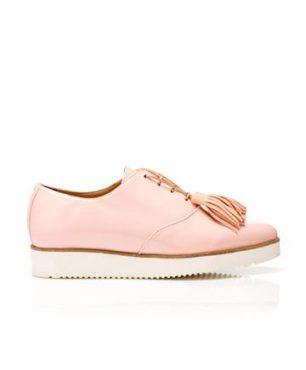 Pantofi de damă MNL Aqua Soft Pink 1
