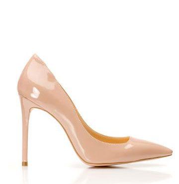 Pantofi de dama Mineli Bella Nude 1