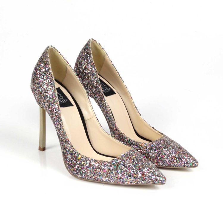 Pantofi de damă Mineli Bellami Glitter