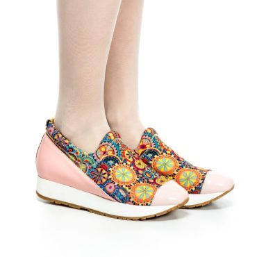 Pantofi de damă MNL Rainbow