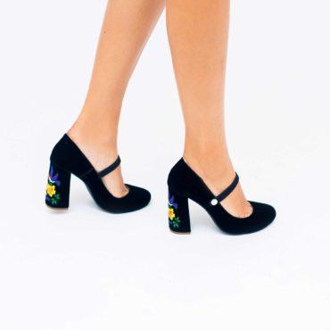 Pantofi de dama Mineli Firenze