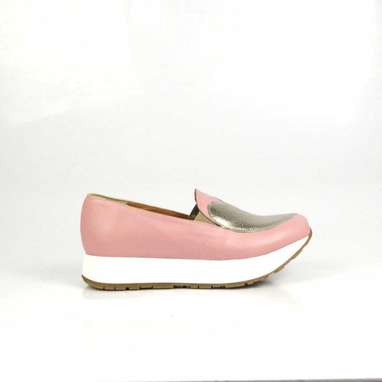 Pantofi de dama Mineli Queen Pink Lite