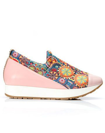 Pantofi de damă MNL Rainbow 1