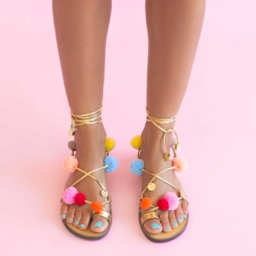 Sandale de dama Mineli Amazon