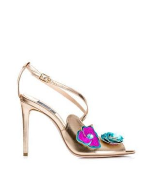 Sandale de damă Mineli Bloom 1
