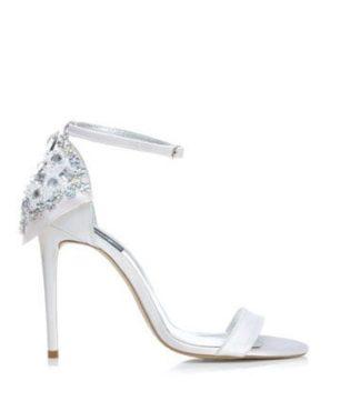 Sandale de dama Mineli Bride Swarovski 1