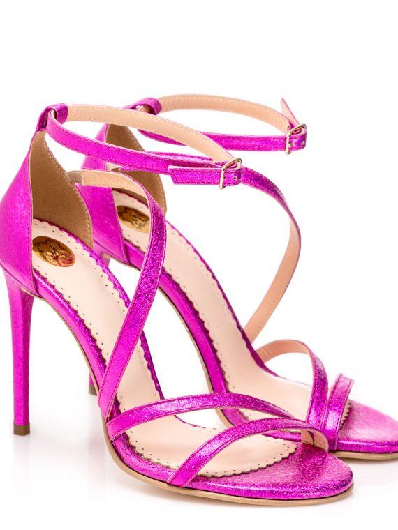 Sandale de damă Mineli Alena Pink
