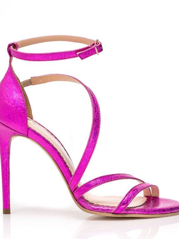 Sandale de damă Mineli Alena Pink 3