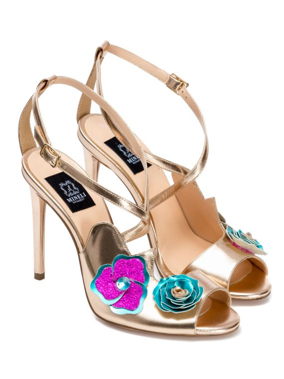 Sandale de damă Mineli Bloom