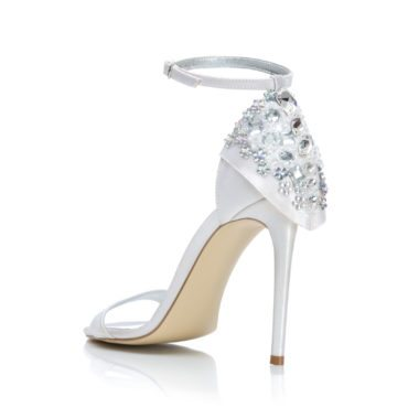 Sandale de dama Mineli Bride Swarovski