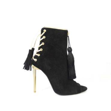 Sandale de damă Mineli Glam Tassels