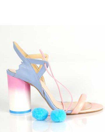 Sandale de dama Mineli Ice Cream 1