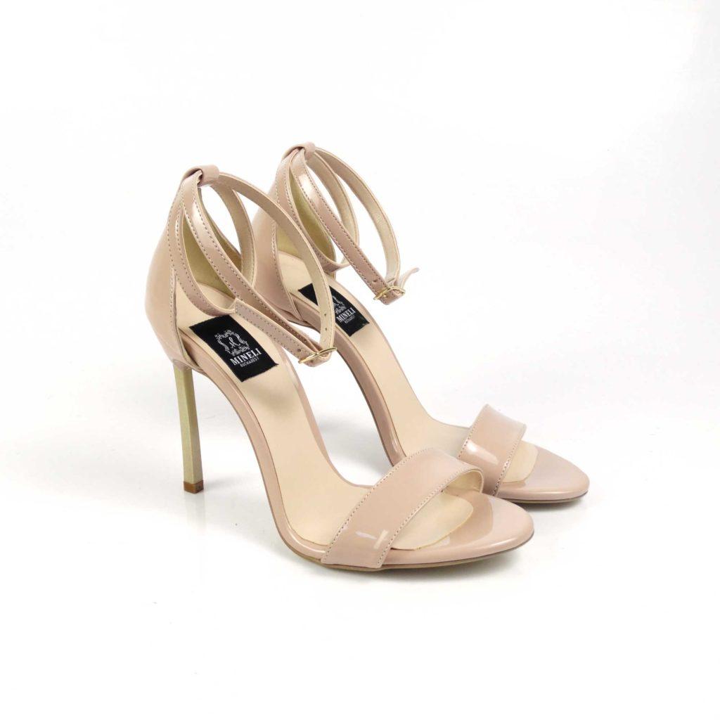Sandale de damă Mineli Liana Nude