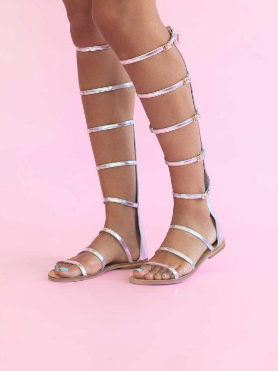Sandale de dama Mineli Salt