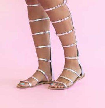 Sandale de dama Mineli Salt 1