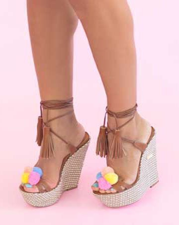 Sandale de dama Mineli Tiki 1