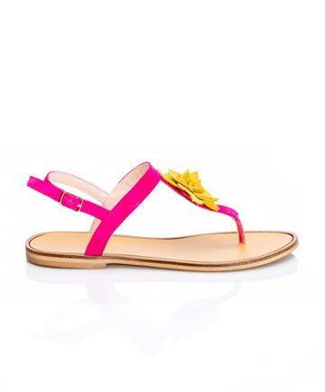 Sandale de damă Mineli Georgia Pink