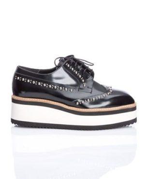 Pantofi de damă Mineli Aylin Black Studs