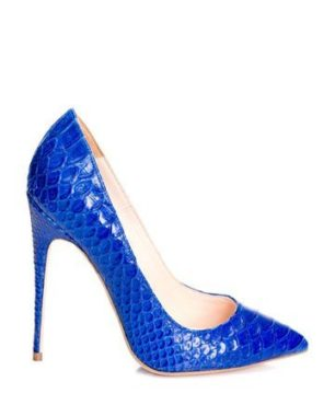 Pantofi de damă Mineli Daisy Blue