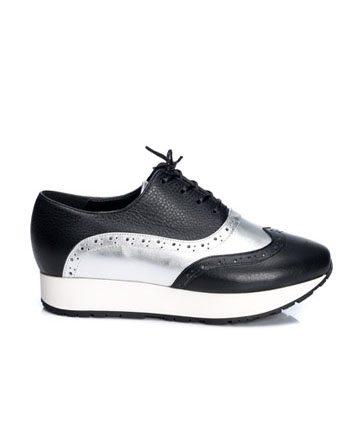 Pantofi de damă MNL Norma Black Silver