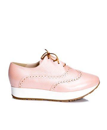 Pantofi de damă MNL Norma Pink