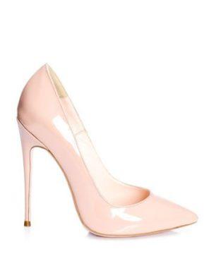 Pantofi de damă Mineli Daisy Patent Nude
