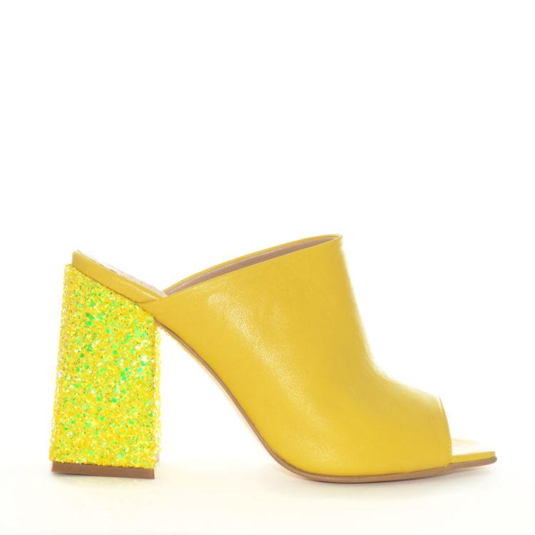 Saboti de dama Arella Yellow