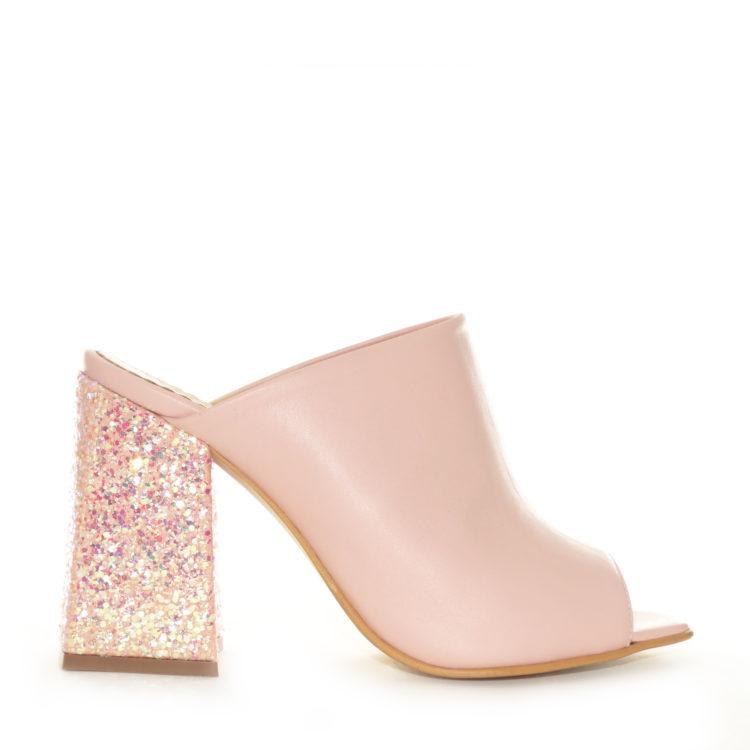 Saboti de dama Arella Pink