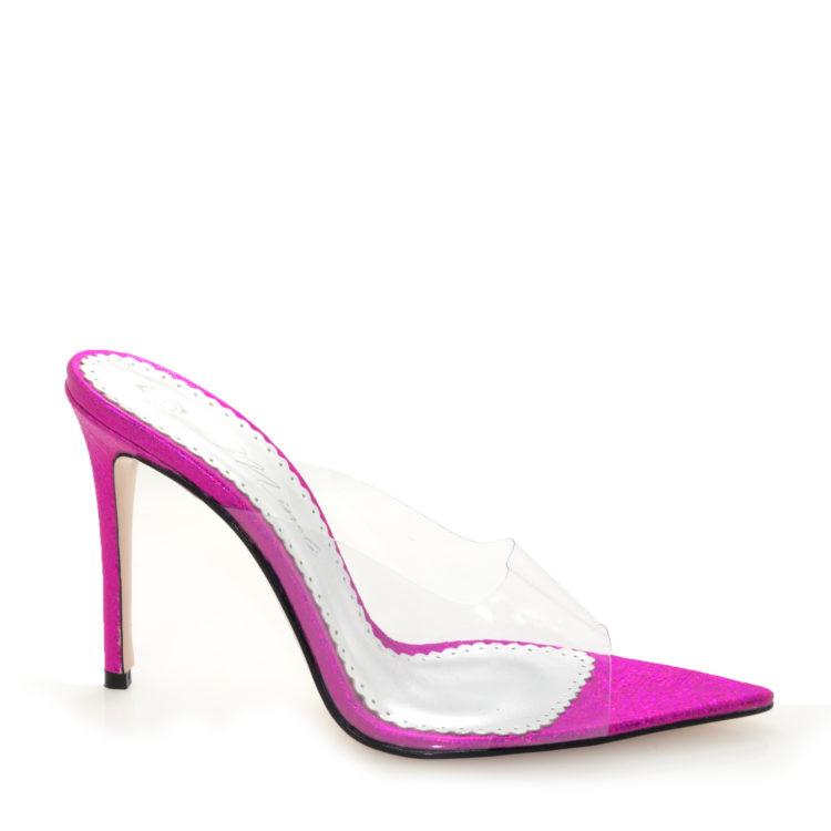 Sandale de dama Celia Fuchsia