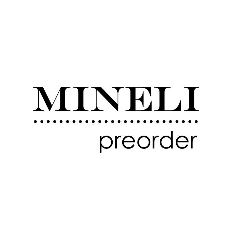 Sandale de dama Mineli Marble Black