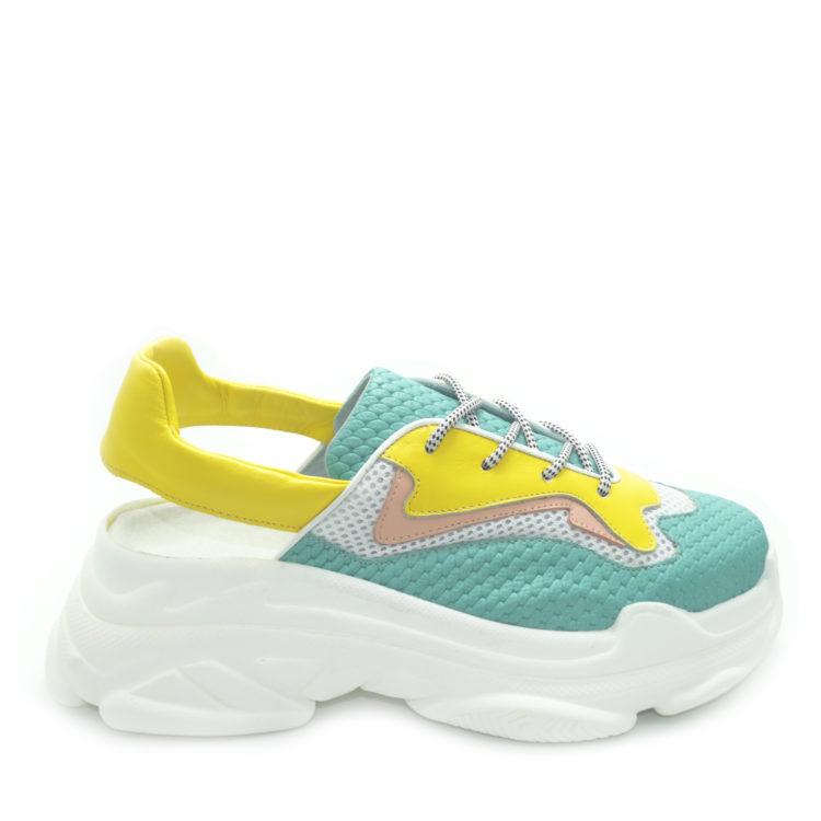 Pantofi sport Oxygen Mint