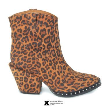 Botine Wild Shades Leopard