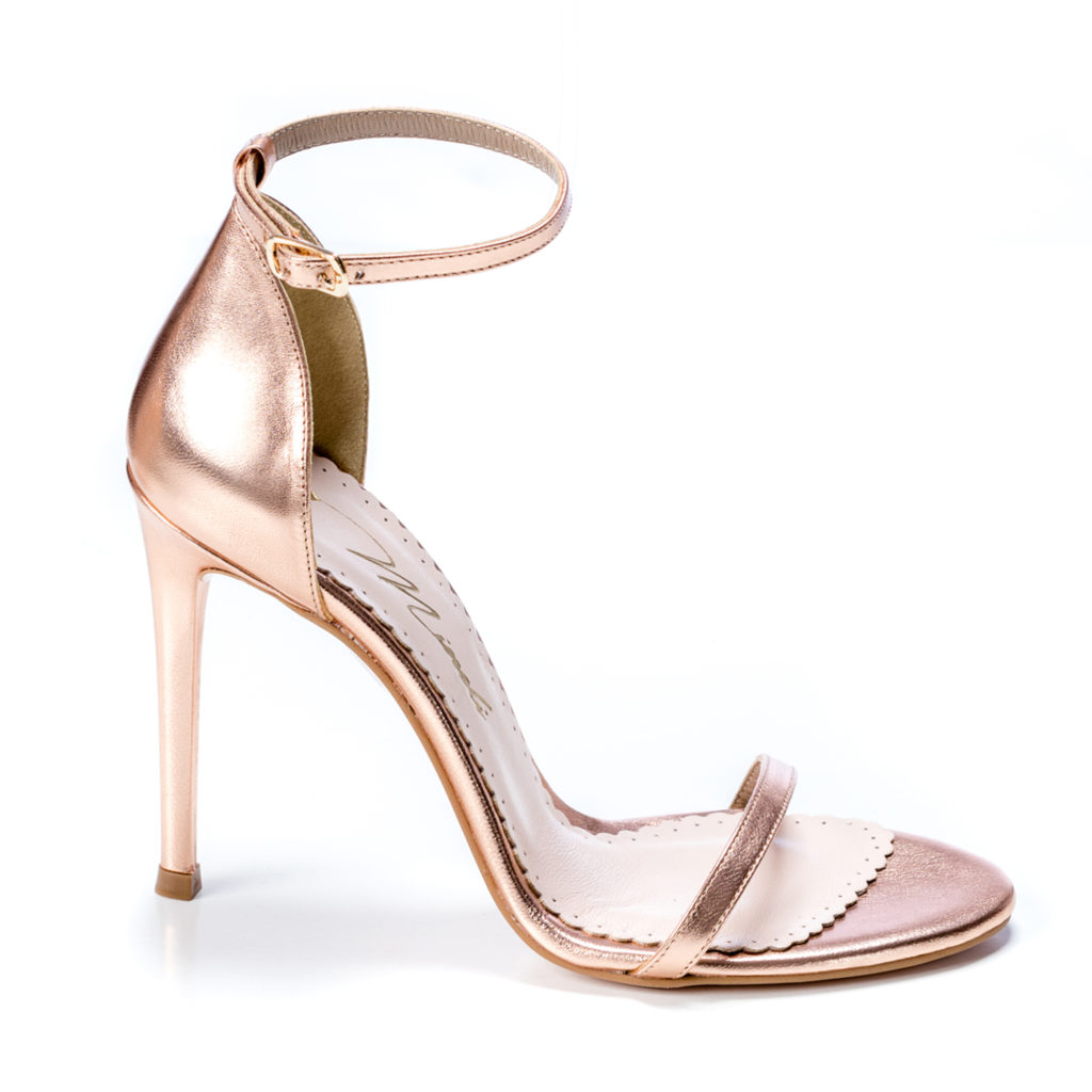 Sandale de dama Sally Bronze