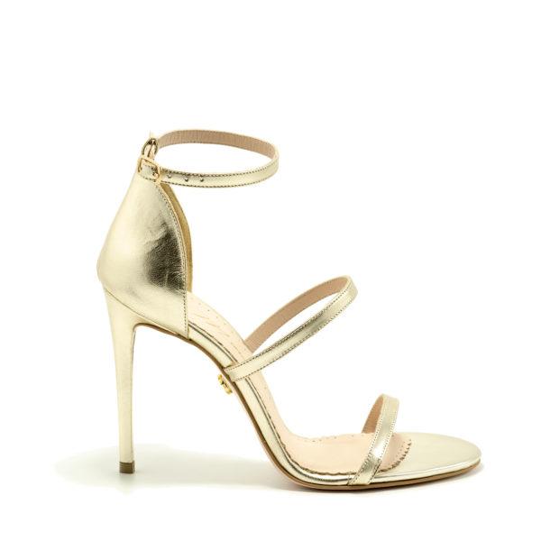 Sandale Mineli Dea Gold