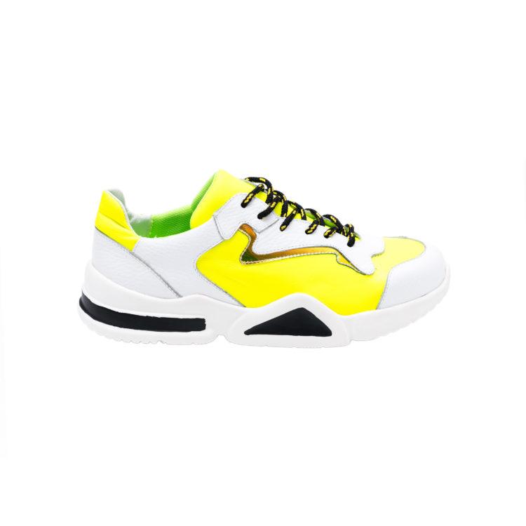 Sneakers Mineli Quantum Yellow