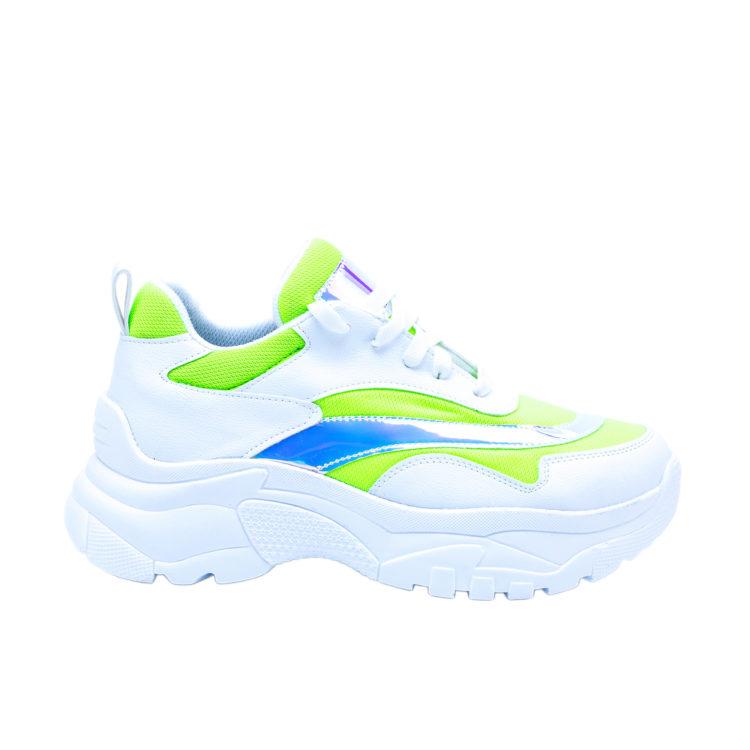 Sneakers Mineli Raptor Green