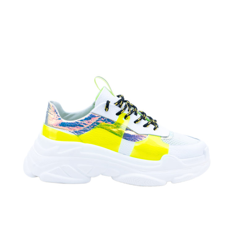 Sneakers Mineli Anatomya Neon