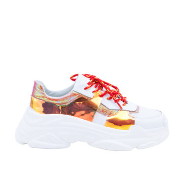 Sneakers Mineli Anatomya Orange