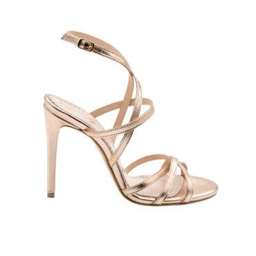 Sandale de damă Mineli Alice Bronze