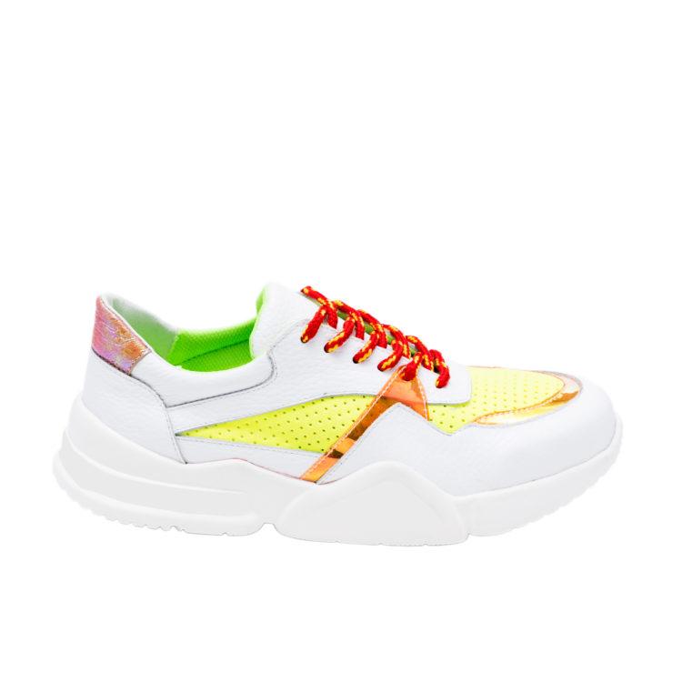 Sneakers Mineli Quantum Energy - White