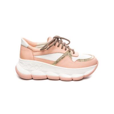 Pantofi Sport Vivere Pink 1